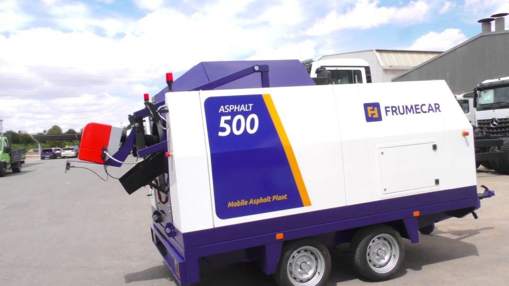 ASPHALT 500