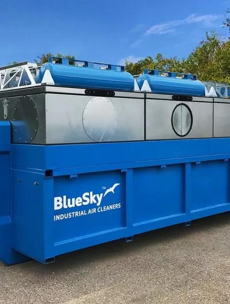 BLUESKY H13